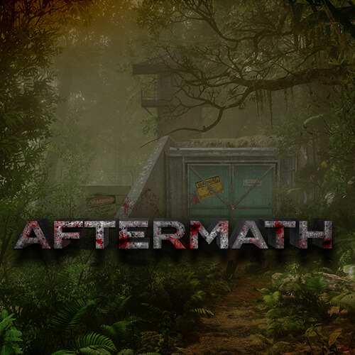 Aftermath - Zombie themed escape room game