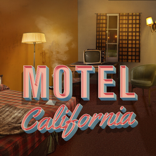 Motel California - Detective themed exit game